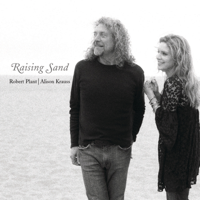 Alison Krauss & Robert Plant - Raising Sand artwork
