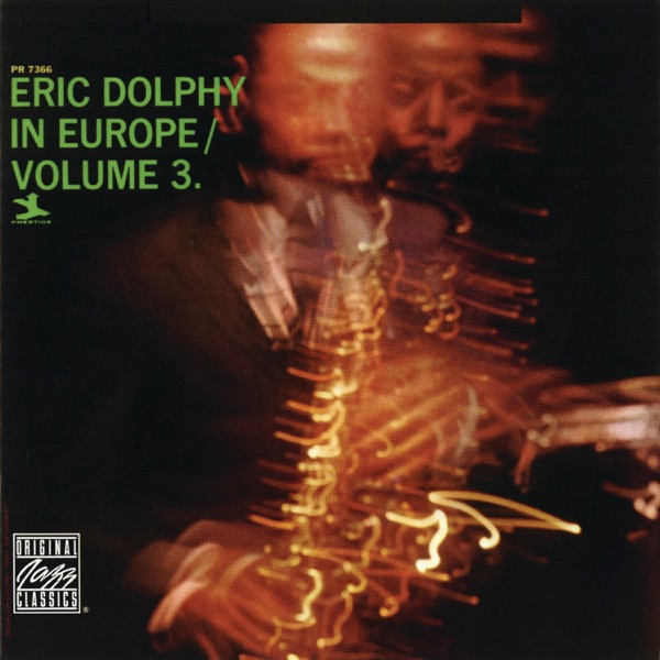 Eric Dolphy In Europe, Vol. 3 (Live)