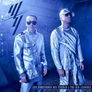 Los Campeones del Pueblo The Big Leagues  Wisin  Yandel Wisin & Yandel album songs, reviews, credits