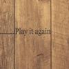 Wes Avidan - Play It Again  artwork