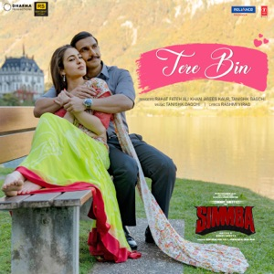 SIMMBA - Tere Bin Chords and Lyrics