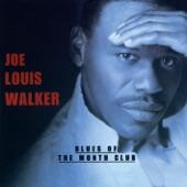 Joe Louis Walker - Blues of the Month Club