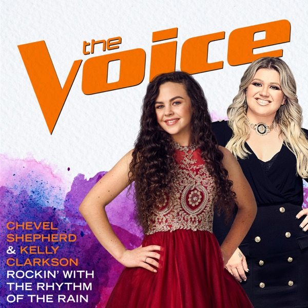 Rockin' With the Rhythm of the Rain (The Voice Performance) - Single