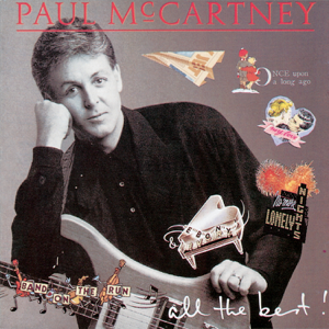 Paul McCartney - All The Best (UK Version)