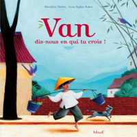 Michel-Olivier Michel & Graines de saints - Van, dis-nous en qui tu crois artwork