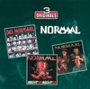 3 Originals/Da's Normaal - Rechttoe Rechtan - HALVU - Normaal