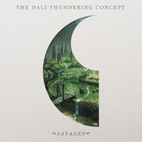 The Dali Thundering Concept - Savages artwork