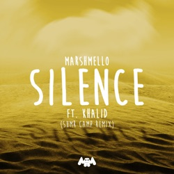 View album Marshmello x Khalid x SUMR CAMP - Silence (feat. Khalid) [SUMR CAMP Remix] - Single
