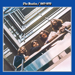 The Beatles - The Beatles 1967-1970 (The Blue Album)