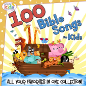100 Bible Songs for Kids!