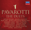 Luciano Pavarotti - Pavarotti - The Duets  artwork