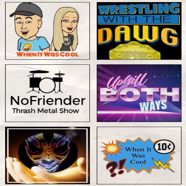 When It Was Cool Retro Network Feed by When It Was Cool on Apple Podcasts
