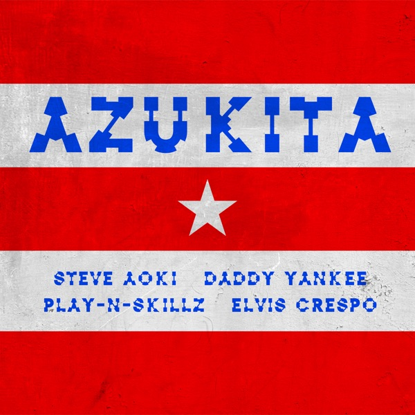Cover art for Azukita