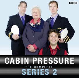 Cabin Pressure: The Complete Series 2 (Unabridged) audiobook