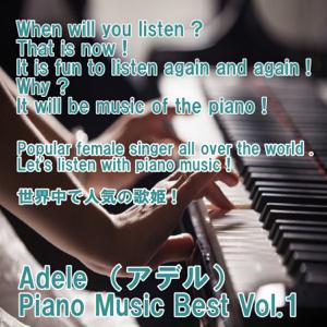 angel piano - Someone Like You (Instrumental)