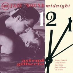 View album Jazz 'Round Midnight:  Astrud Gilberto