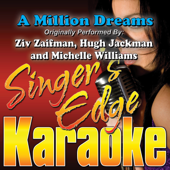 [Download] A Million Dreams (Originally Performed By Ziv Zaifman, Hugh Jackman & Michelle Williams) [Instrumental] MP3