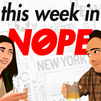 E111: Michael Bloomberg Shakes a Snout!