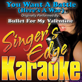 [Download] You Want a Battle (Here's a War) [Originally Performed By Bullet For My Valentine] [Instrumental] MP3