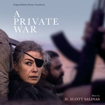 H. Scott Salinas A Private War (Original Motion Picture Soundtrack) music review