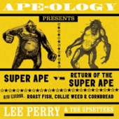 """Lee """"Scratch"""" Perry - Roast Fish and Corn Bread"""