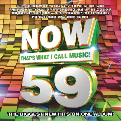 NOW That's What I Call Music, Vol. 59 - Various Artists album