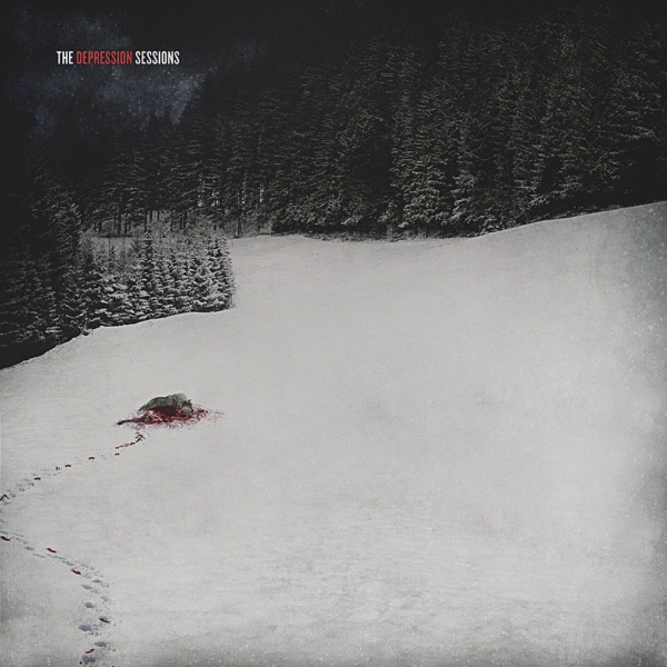 The Depression Sessions - EP Thy Art Is Murder, The Acacia Strain & Fit for An Autopsy album cover