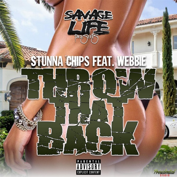 Throw That Back (feat. Webbie) - Single
