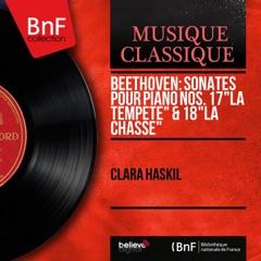 """Beethoven: Sonates pour piano Nos. 17 """"La tempête"""" & 18 """"La chasse"""" (Mono Version)"""