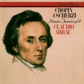 Chopin: 4 Scherzos; Polonaise-Fantaisie