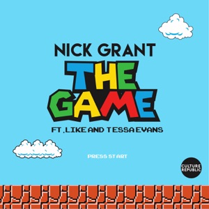 The Game (feat. Like & Tessa Evans) - Single Mp3 Download
