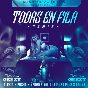 Todas en Fila (Remix) - Single Mp3 Download
