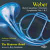 Weber: Orchestral Favourites, Vol. Xvii - Anthony Halstead, The Hanover Band & Roy Goodman