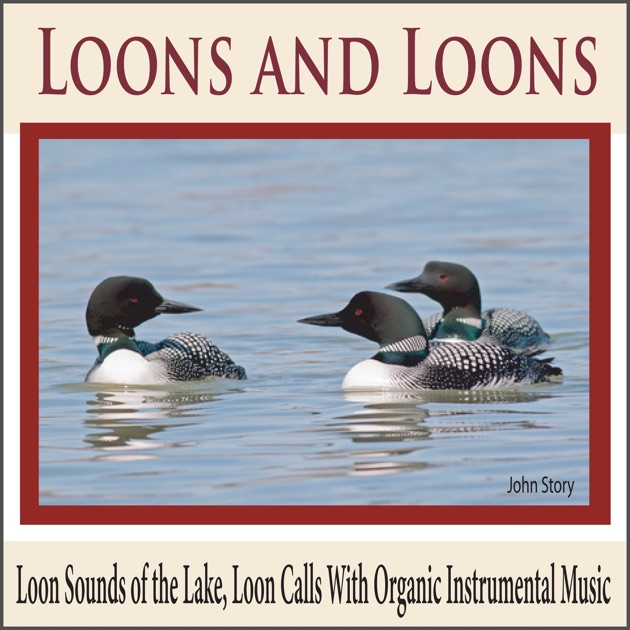 Loons And Loons: Loon Sounds Of The Lake, Loon Calls With
