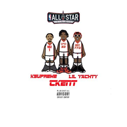 Ckent, Lil Yachty & K$upreme - All Stars Freestyle - Single