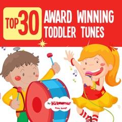 Top 30 Award-Winning Toddler Tunes