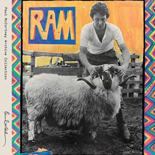Paul McCartney & Linda McCartney - RAM