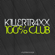Killertraxx 100% Club - Various Artists