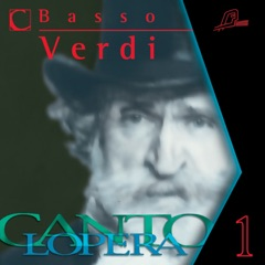 Cantolopera: Verdi's Bass Arias Collection