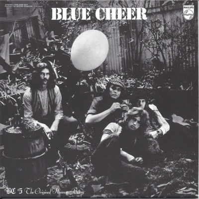 The Original Human Being - Blue Cheer