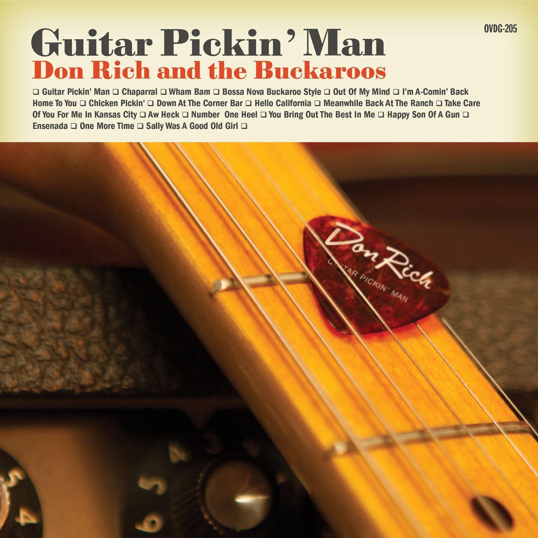 Guitar Pickin' Man