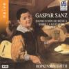 Hopkinson Smith - Sanz: Instrucción de Música Sobre la Guitarra Española Grafik