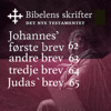 KABB - Johannes' første, andre, tredje brev / Judas' brev (Bibel2011 - Bibelens skrifter 62-65 - Det Nye Testamentet) artwork
