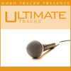We Are the Reason (As Made Popular By Avalon) [Performance Track] - Ultimate Tracks