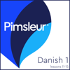 Pimsleur - Pimsleur Danish Level 1 Lessons 11-15: Learn to Speak and Understand Danish with Pimsleur Language Programs artwork
