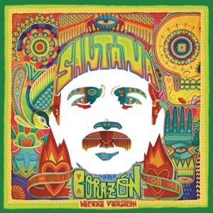 Santana - Iron Lion Zion feat. Ziggy Marley & ChocQuibTown