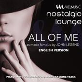 All Of Me Piano Karaoke Version VIEL Lounge Band - VIEL Lounge Band