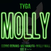 Molly (feat. Cedric Gervais, Wiz Khalifa & Mally Mall) - Single
