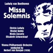 Ludwig van Beethoven: Missa Solemnis (1958) - Vienna Philharmonic & Herbert von Karajan - Vienna Philharmonic & Herbert von Karajan
