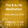 Tara Brach PhD - The R.A.I.N. Meditation